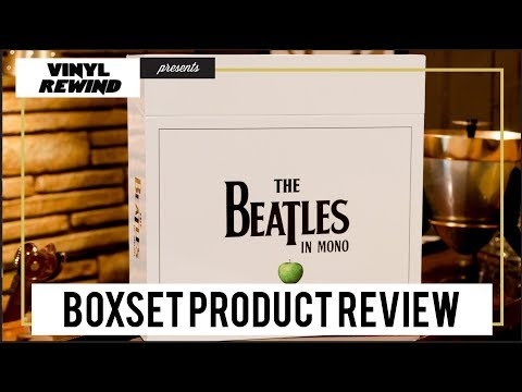 The Beatles Mono LP Box Set product review