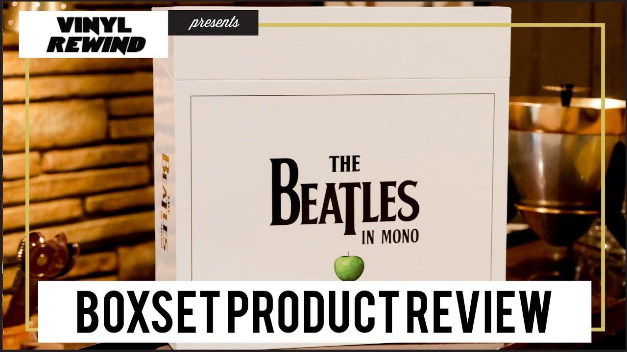 The Beatles Mono LP Box Set product review