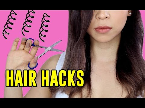 Thumbnail: HAIR HACKS THAT WILL SAVE YOU TIME & MONEY $$
