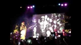 Lana Del Rey live at Enmore Theatre