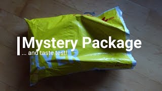 Mystery Package... and Taste Test