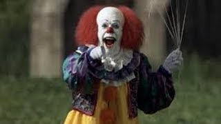 Scary Clown Terrorizing Northhampton Residents At Night Pennywise Beep Beep Creep!