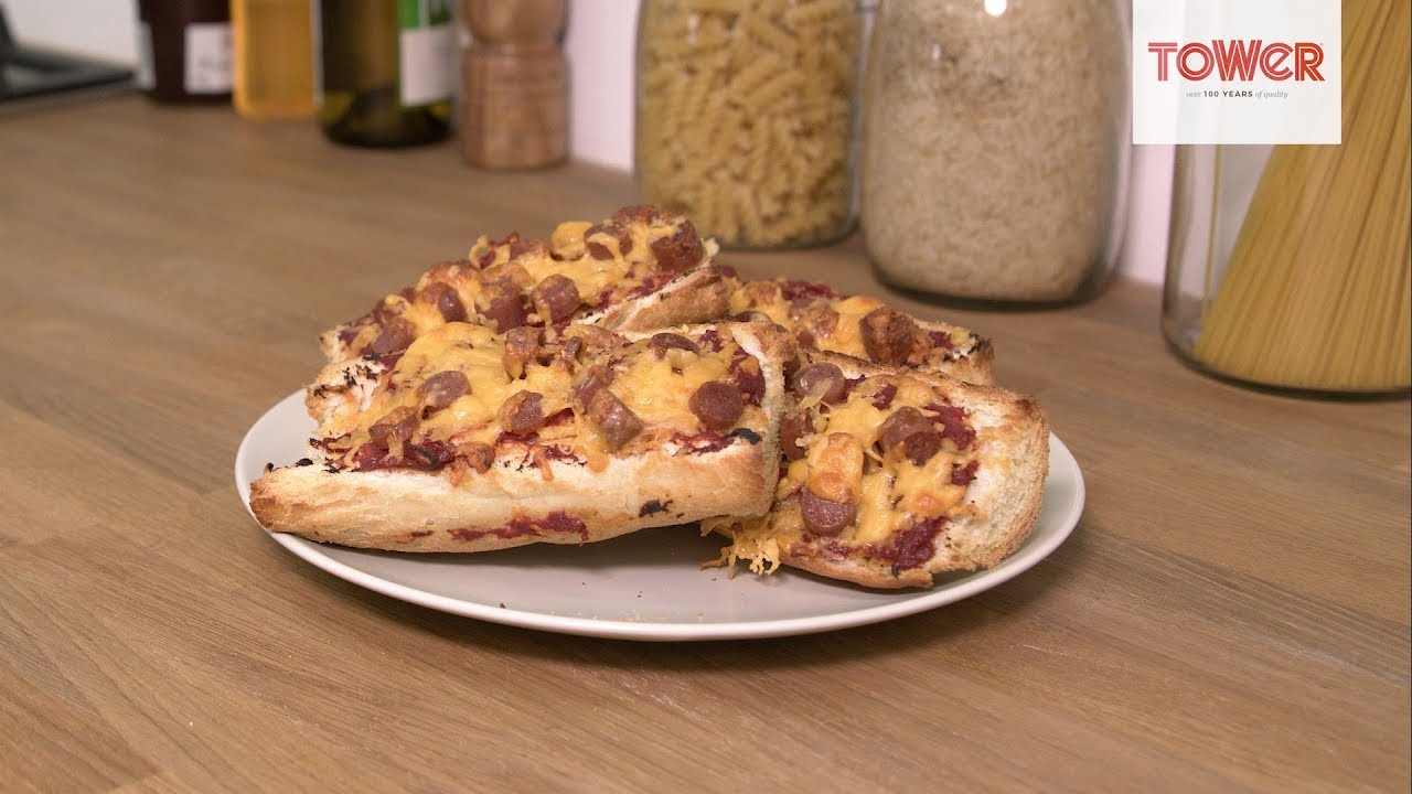 Cooking With The Kids This Summer - French Bread Pizza ...