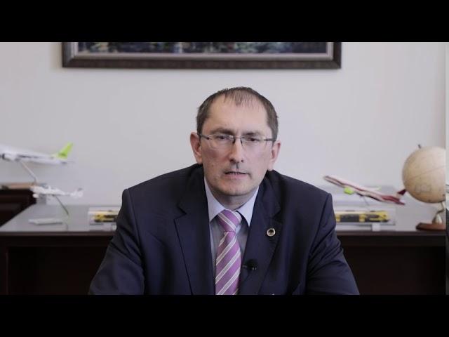 Talis Linkaits I Riga Aviation Forum 2020 |10.09.2020