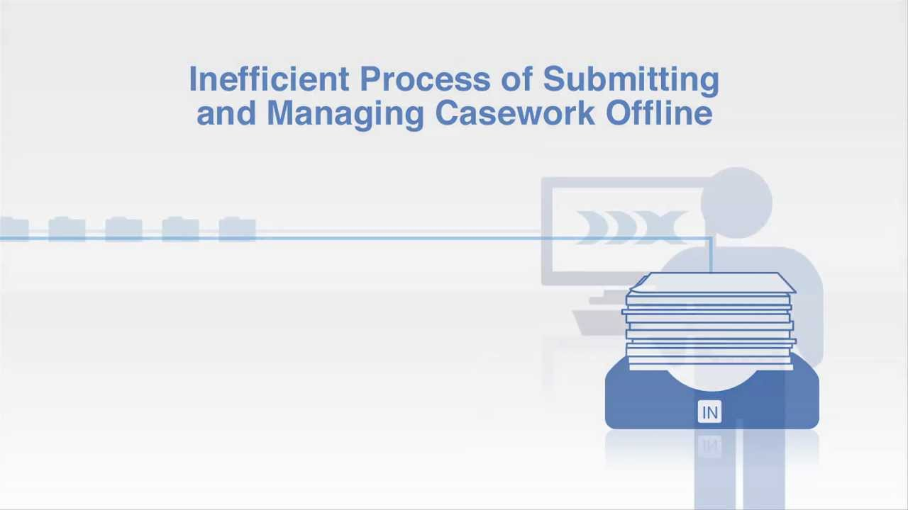 Submit your casework digitally with DDX