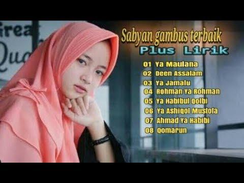 Sabyan Gambus Full Album Plus Lirik TANPA IKLAN!!!