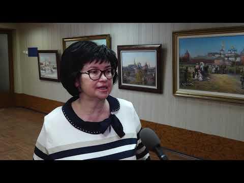 Рита Тихомирова - о строительстве новой больницы в г.Хотьково