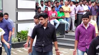 mosc medical college flash mob world heart day grand centre mall muvattupuzha by 2013 batch