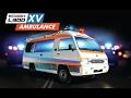 Mitsubishi L300 XV Ambulance