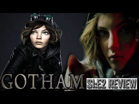"Gotham Season 1 Episode 2 ""Selina Kyle"" REVIEW!"