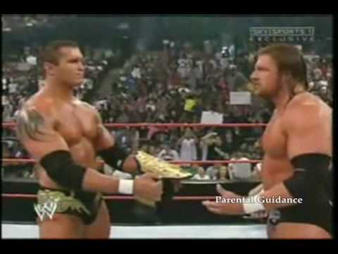 Triple h gay moments