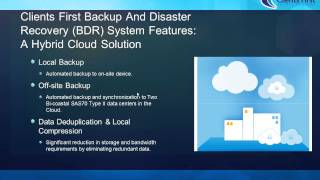 Clients First Disaster Recovery Demo