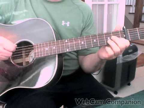How Ryan Adams Plays