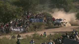 Review Rally Argentina 2012 Ford WRC