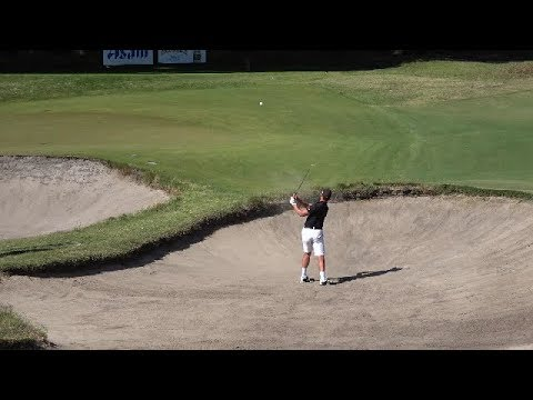 """Karl's 3rd Round """"Shot of the Day"""""""