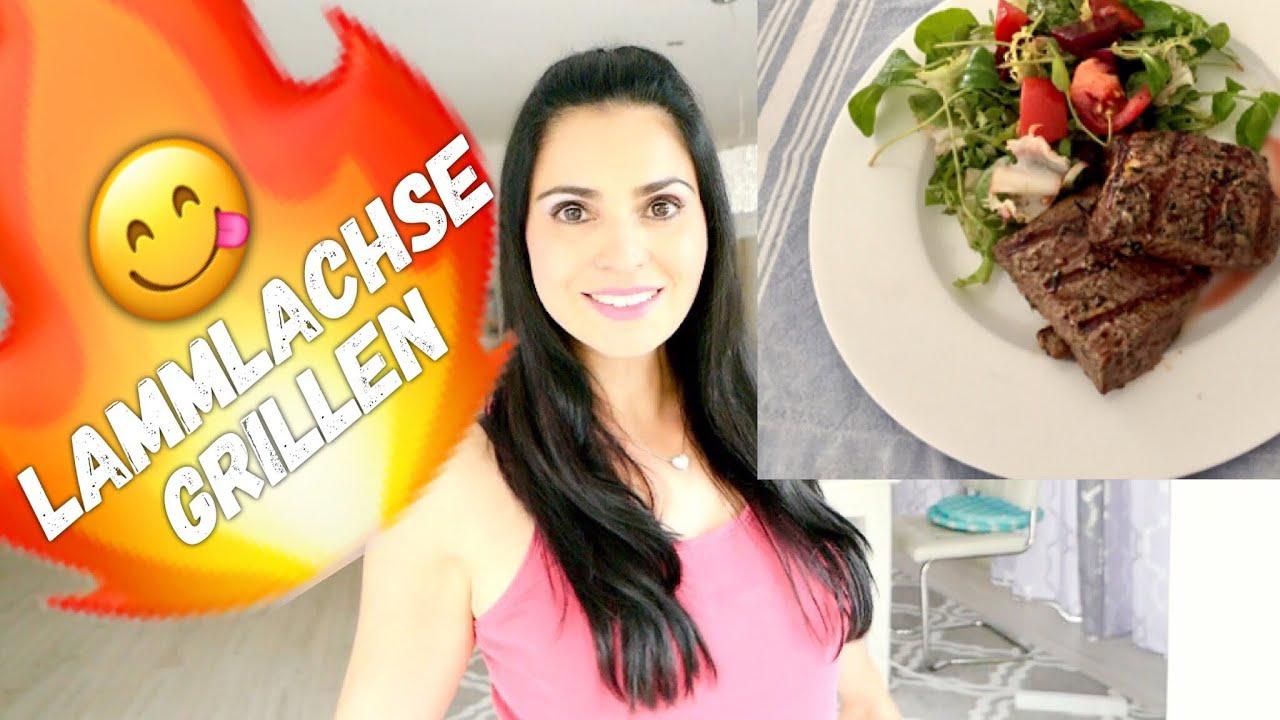 Weber Elektrogrill Lammlachse : High protein food lammlachse perfekt grillen linda daskewitz