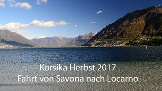 Camping VLOG, Savona - Locarno, Vorstellung Camping Delta Locarno