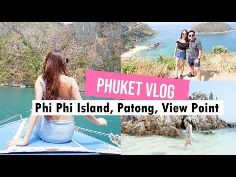 phuket-vlog-:-banzaan-market,-phi-phi-island,-kata-view-point,-patong-beach-thailand-|-piccha
