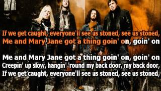 Black Stone Cherry   Me And Mary Jane