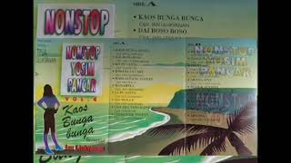 BLACK SWEET FULL ALBUM YOSIM PANCAR KAOS BUNGA BUNGA Vol.4