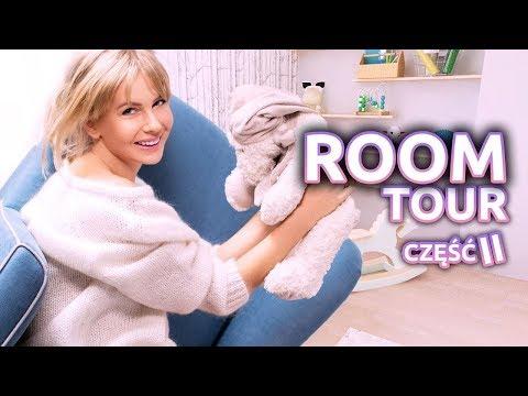 ROOM TOUR  inspiracje w pokoju dziecka 👶 2