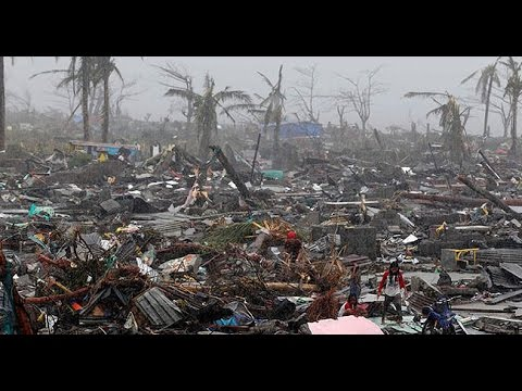 The Most Powerful Storm Ever Recorded : Documentary on Super Typhoon Yolanda