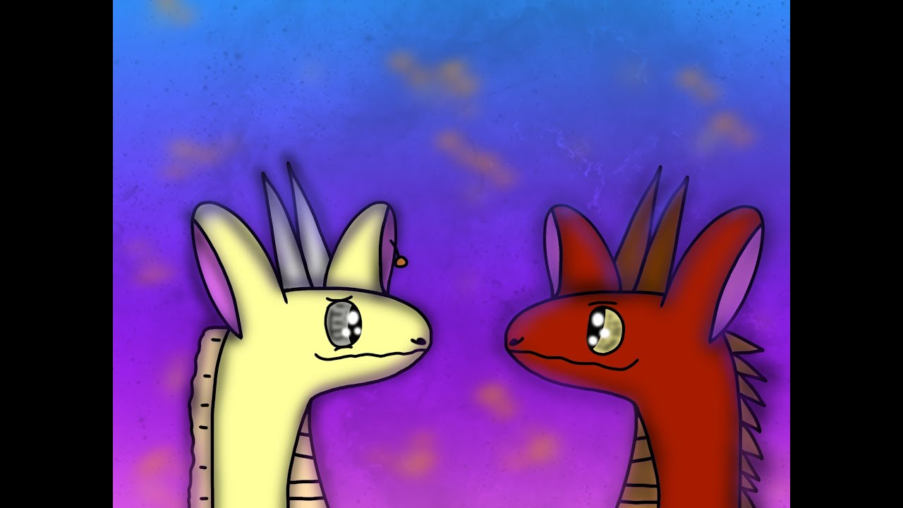 Wings Of Fire: Better Together~Umber x Qibli