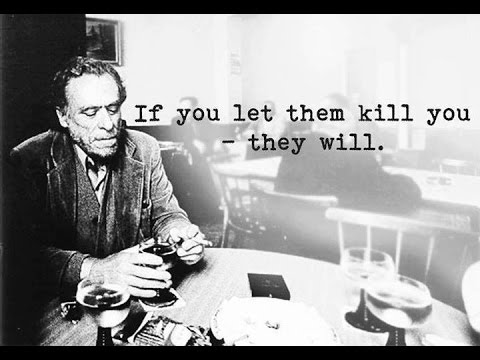 15 Quotes from Life ★ Charles Bukowski