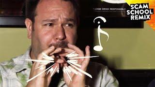 Psychological Warfare with Straw Instruments