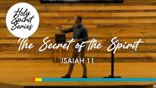11/29 - The Holy Spirit | The Secret of the Spirit