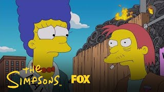 Marge Insults A Military Veteran | Season 29 Ep. 6 | THE SIMPSONS