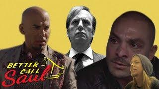 Better Call Saul: Nacho and Salamanca Twins Shootout | Bob Odenkirk(REACTION)