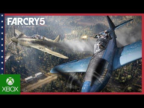 Far Cry 5: Co-Op - Friend For Hire   Trailer   Ubisoft [US]
