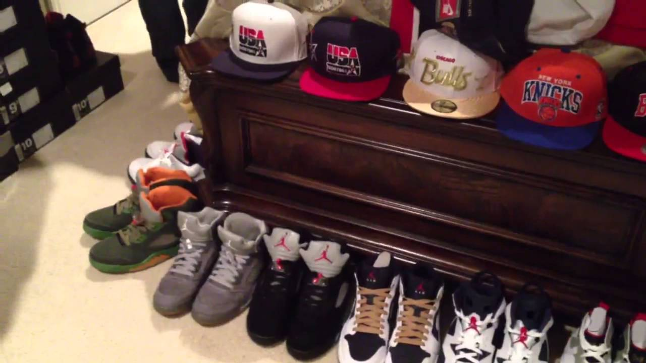 Air Jordan Collection Showcase