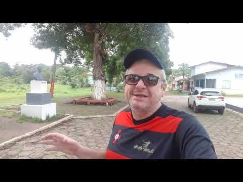 MAZAGÃO: Origens do Amapá.