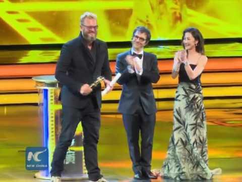 Shanghai International Film Festival closes