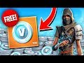 How to Earn FREE VBUCKS In Fortnite! + Giveaway