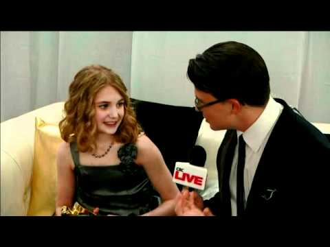 CBC Live: Backstage at the Genies with Winner Sophie Nelisse  CBC