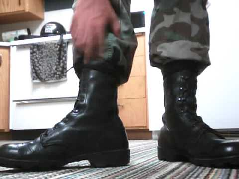 Update New Black Boots Youtube