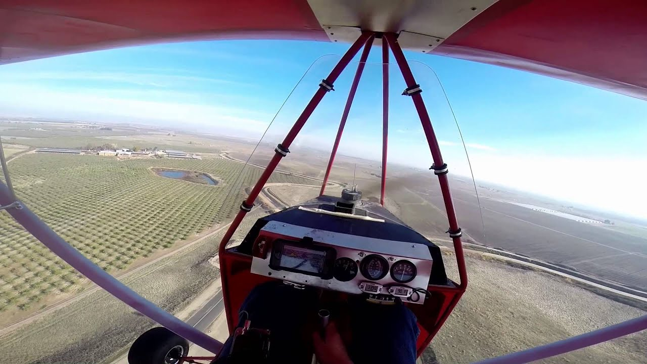 Legal Eagle Flight 2 with helmet cam