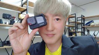 고프로9 VS 소니액션캠