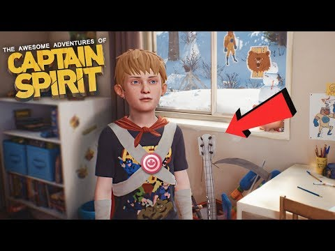 CAPTAIN CANADA - The Awesome Adventures of Captain Spirit