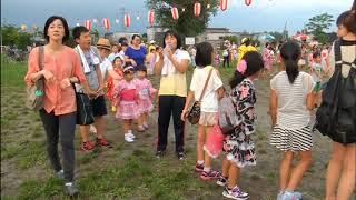 追分町内会 第5回盆踊りの集い 1日目 子供の部 HD2