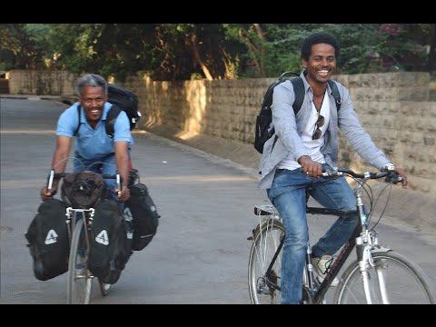 13. L'Afrique à vélo - Épisode 4 - Le sud du Soudan et le nord de l'Éthiopie
