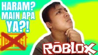 PUBG HARAM?? ¡ESTE ES UN JUEGO MAS MANTUL! ROBLOX INDONESIA-HIDE N SEEK!