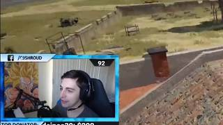 PUBG Shroud Random DUO with a GIRL - With Twitch Chat Reaction