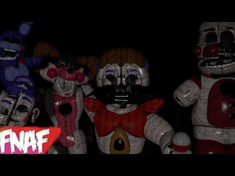 All Alone By Astildi SFM Fnaf Music Video