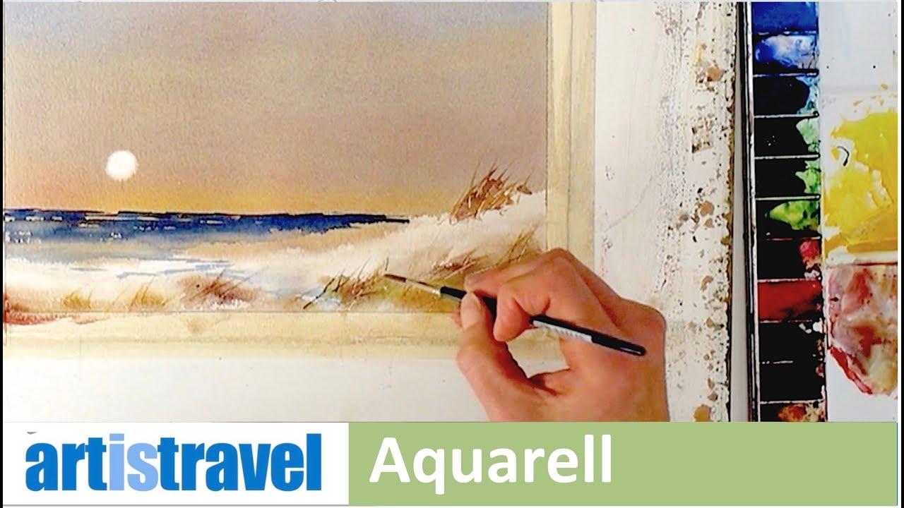 aquarellbilder vorlagen blumen