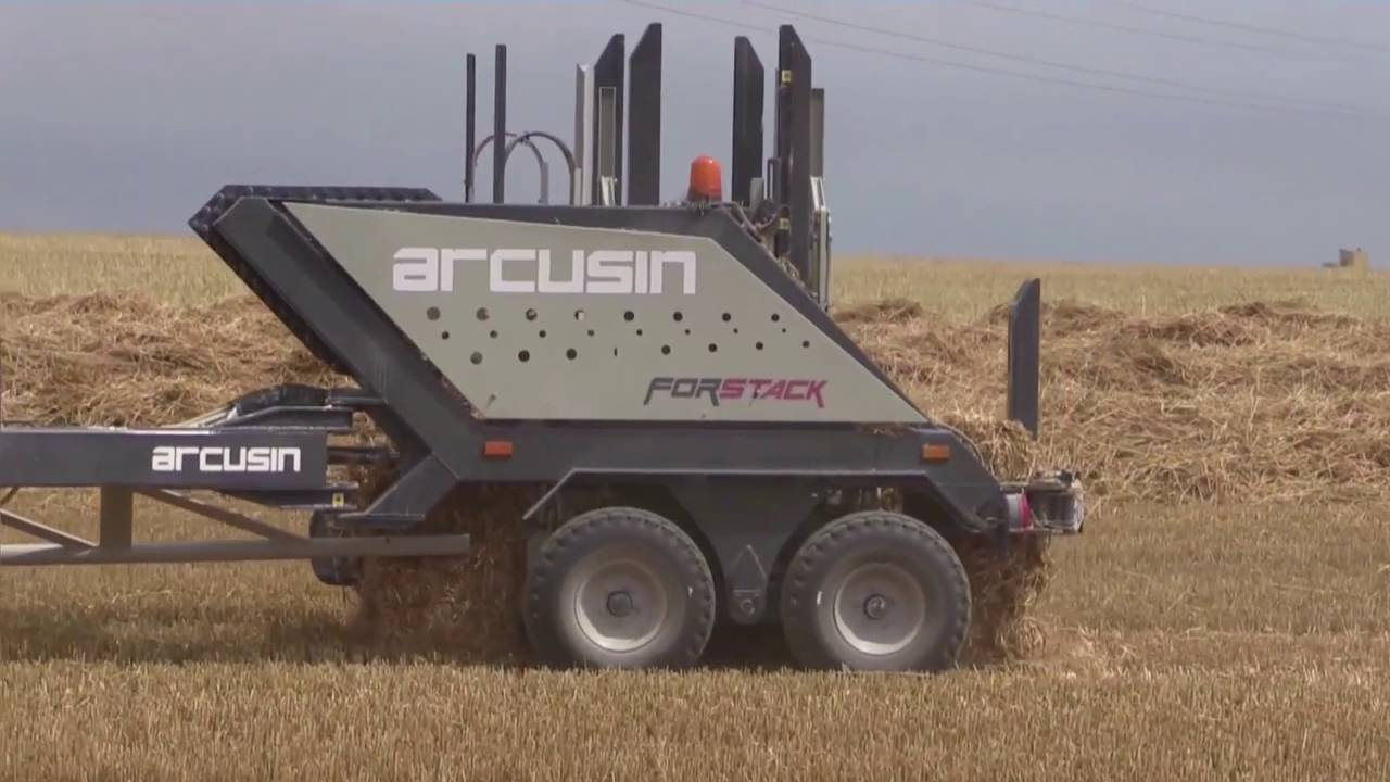 Arcusin Forstack 8 12 Bale Accumulator ACF Penrith by ACF Equipment  Suppliers Penrith