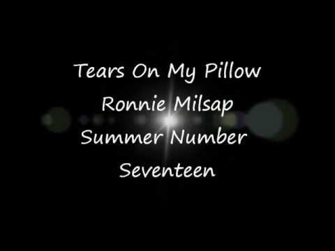Ronnie Milsap   Tears On My Pillow with Lyrics